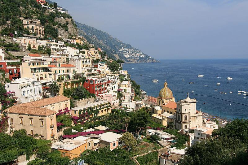 What to do in Amalfi coast