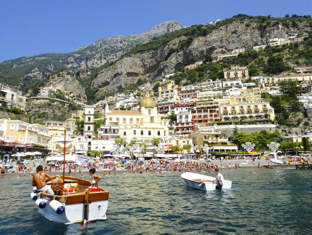 Best place to visit in italy positano what to do in for Best place to visit italy