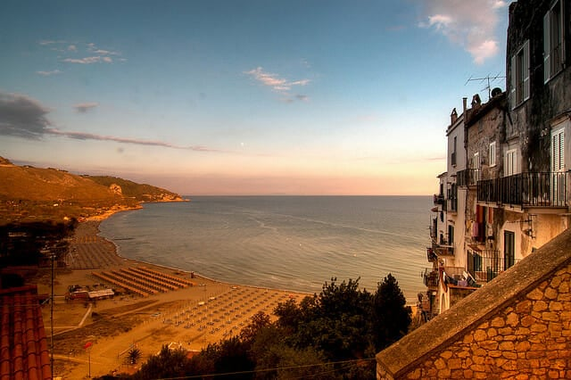 Luxury honeymoon in Italy