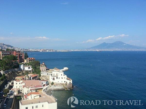 Posillipo - Napoli A panoramic view of Naples from Posillipo.