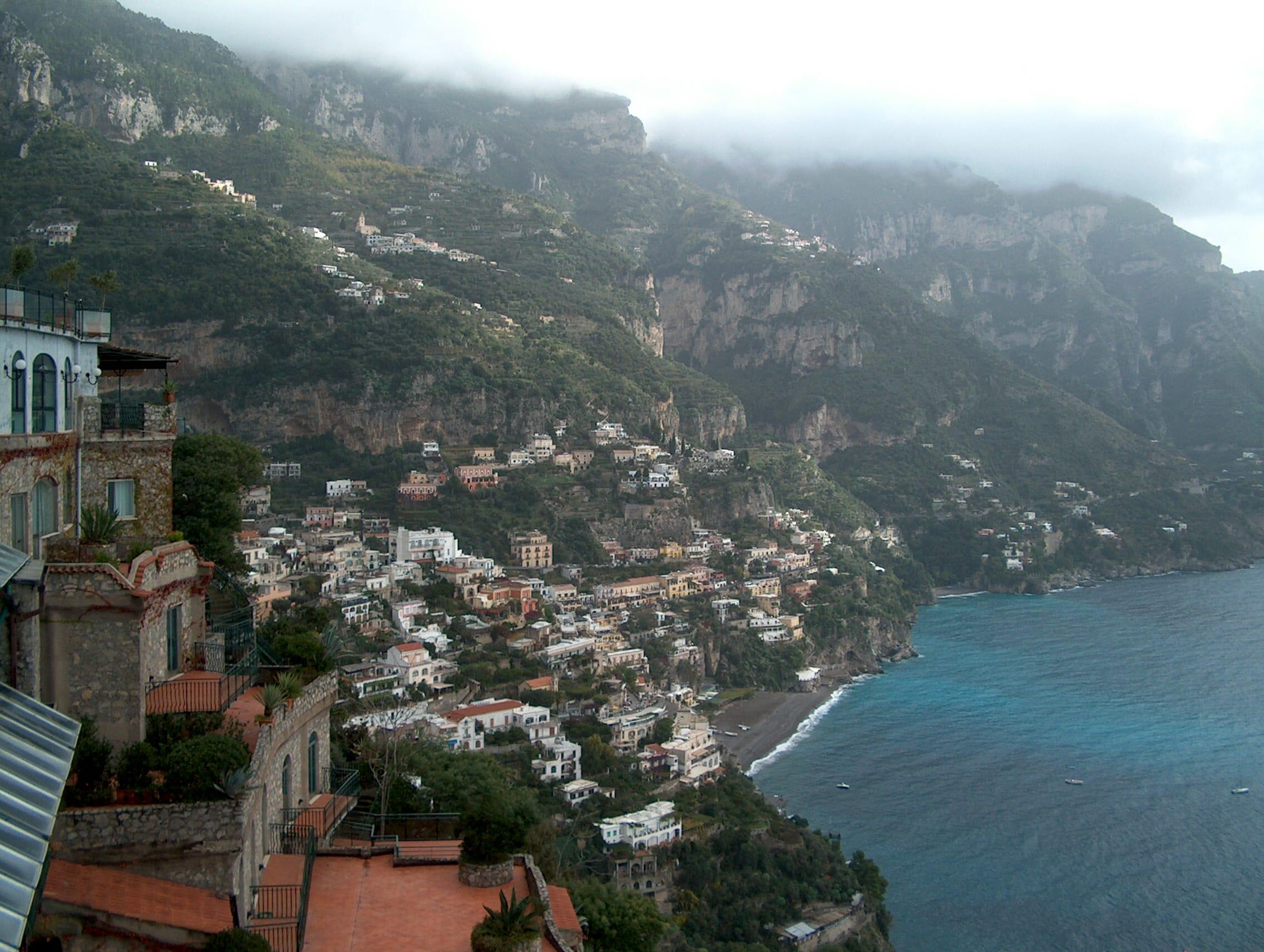 Amalfi Coast Attractions