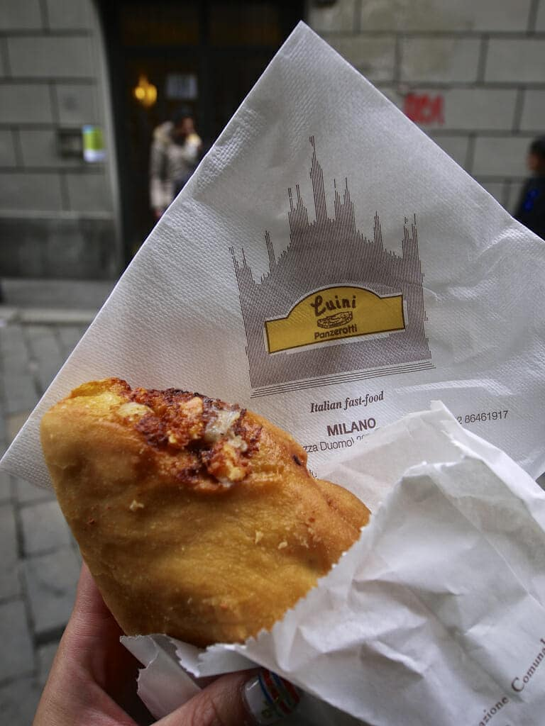 Best places to eat in Milan