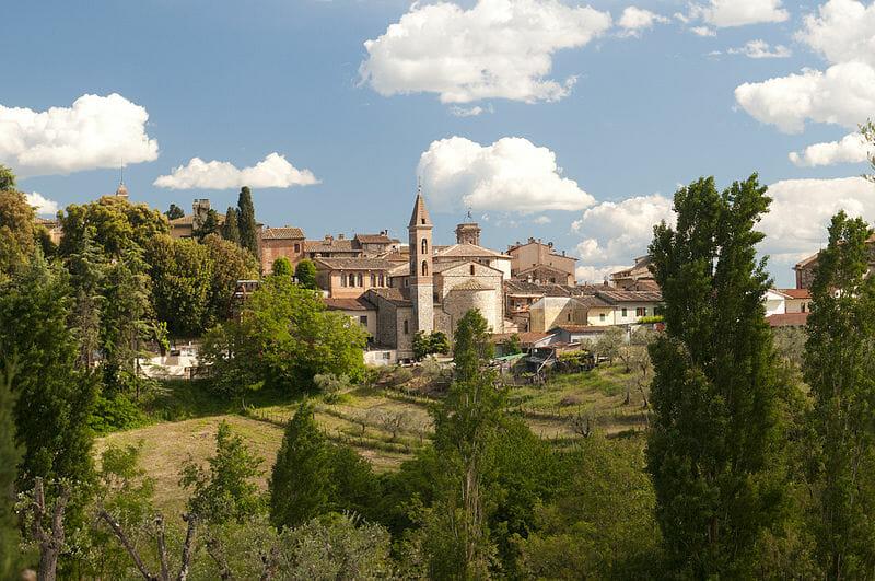 Castelnuovo Berardenga by Michal Osmenda