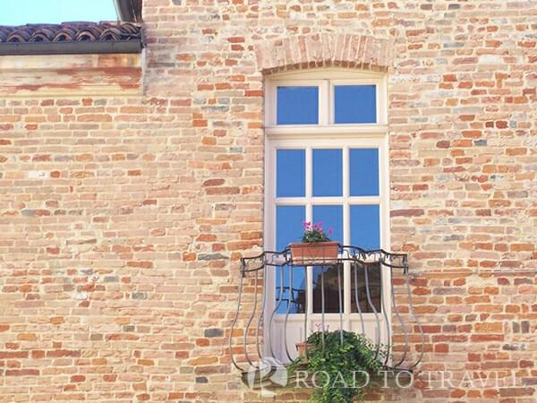 Historical city centre of Asti Asti historical city centre - Detail