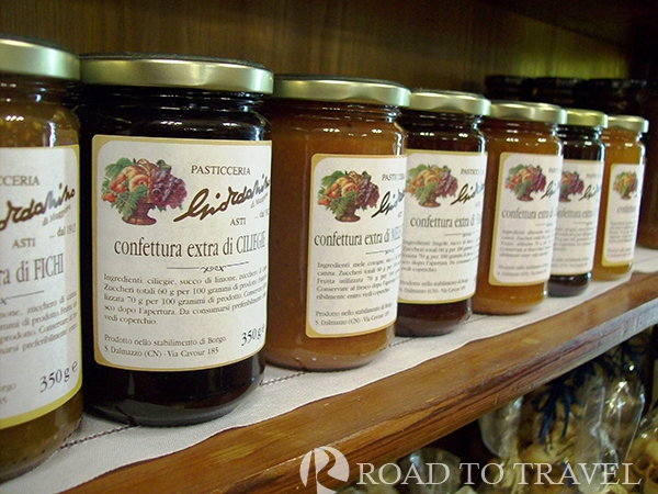 Asti - food Pidmont cuisine is one of the most appreciated in Italy.