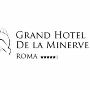 logo grand hotel de la minerve