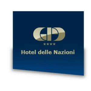 logo hotell delle nazioni
